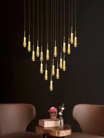 Luke 19-Light Buy Chandelier Online in India | Jainsons Emporio Lights