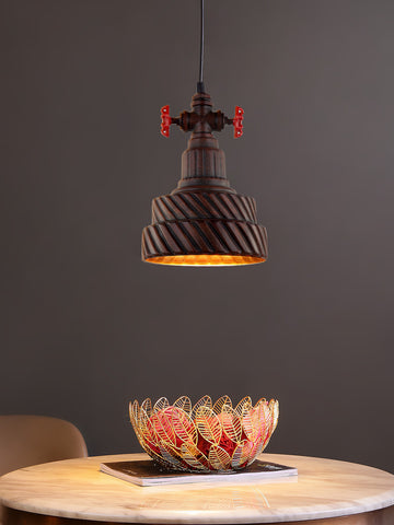 Ivora Rustic Industrial Pendant Lamp | Buy Industrial Hanging Lights Online India