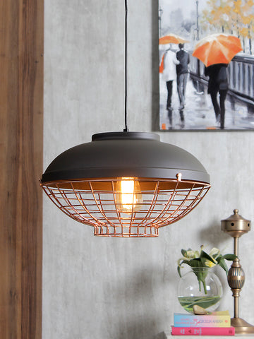 Meslan Industrial Pendant Lamp | Buy Luxury Hanging Lights Online India