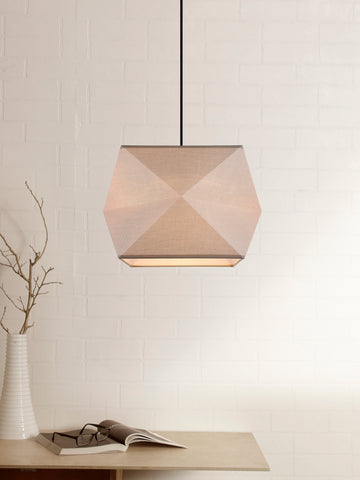 Gradin Beige Nordic Pendant Lamp | Buy Luxury Hanging Lights Online India