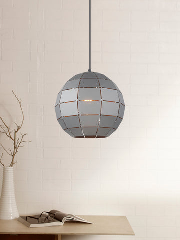 Aerian Grey Pendant Lamp | Buy Luxury Hanging Lights Online India