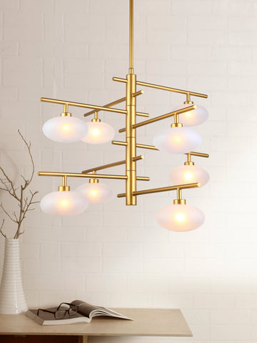 Crapiz Gold Pendant Lamp | Buy Luxury Hanging Lights Online India