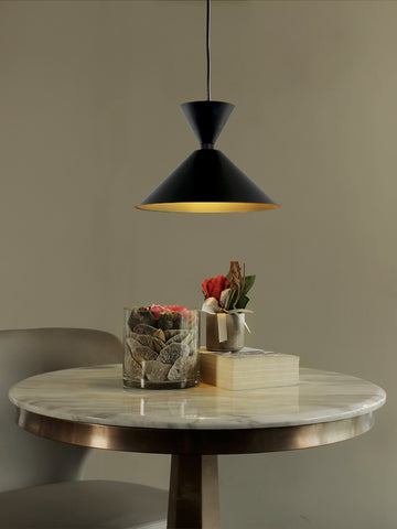 Vank Scandinavian Hanging Light | Buy Modern LED Ceiling Lights Online India
