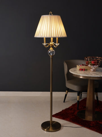 Cambria  | Buy Traditional Floor Lamps Online in India | Jainsons Emporio Lights