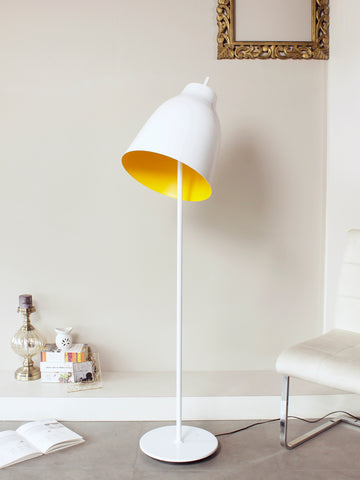 Lightyears white modern floor lamp buy luxury floor lamps online india