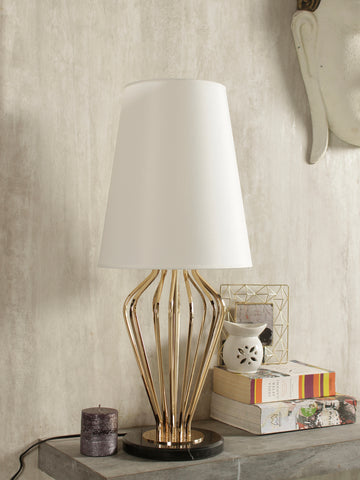 Kathy modern table lamp buy luxury table lamps online india
