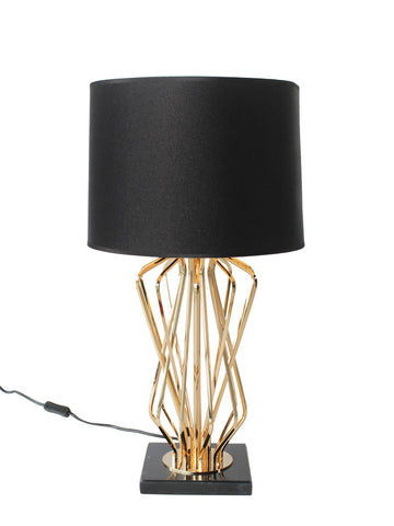 Teresa modern table lamp buy luxury table lamps online india