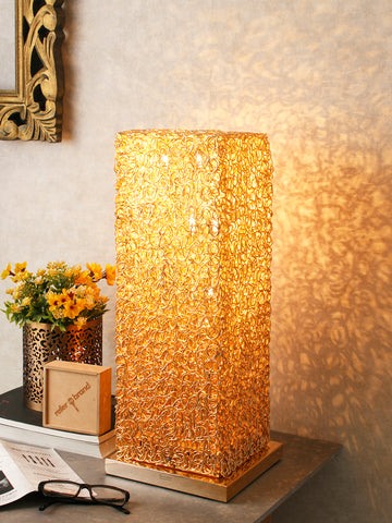 Goldmesh LED Table Lamp | Buy LED Table Lamps Online India