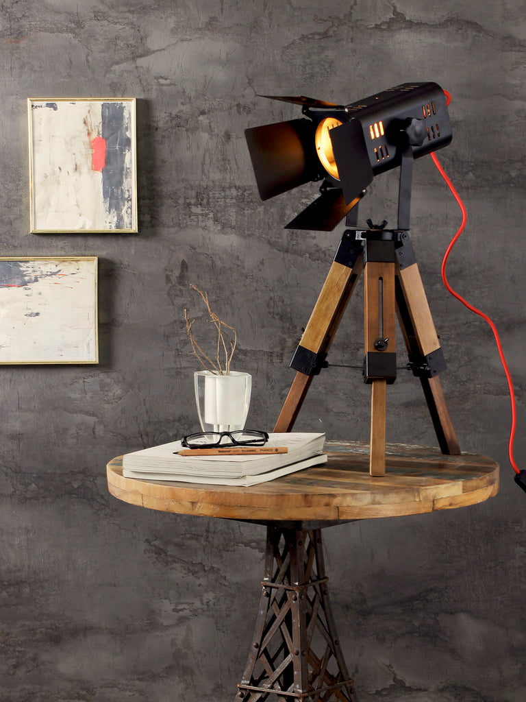 Lex   Buy Tripod Table Lamps Online in India   Jainsons ...