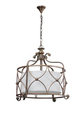Harold Vintage Pendant Light | Buy Luxury Hanging Lights Online India