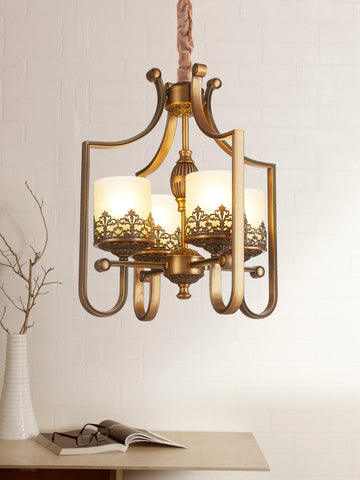 Selville 4 Lamp chandeliers Light - Jainsons Emporio