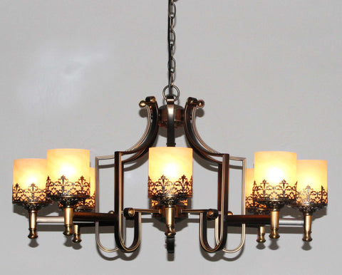 Selville 8 Light Chandelier | Buy Luxury Chandeliers Online India