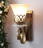 Chenille Single Vintage Wall Lamp| Buy Luxury Wall Lights Online India