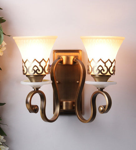 Chenille Vintage Wall Light | Buy Luxury Wall Lights Online India