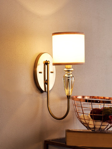 Aubrey 1-Lamp | Buy Premium Wall Lights Online in India | Jainsons Emporio Lights