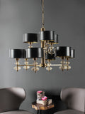 Lucille Gold Chandelier | Buy Modern Chandeliers Online India