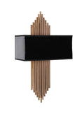 Austin Black Gold Wall Light | Buy Modern Wall Lights Online India
