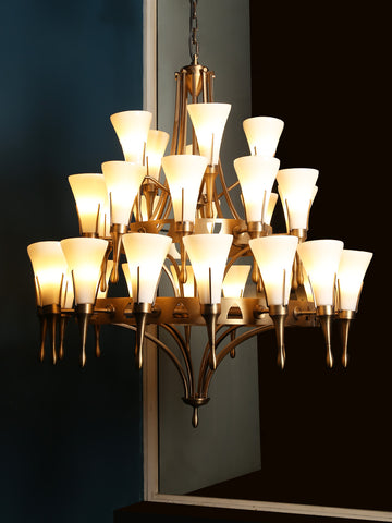 Bosville 31-Lamp Buy Chandelier Online in India | Jainsons Emporio Lights