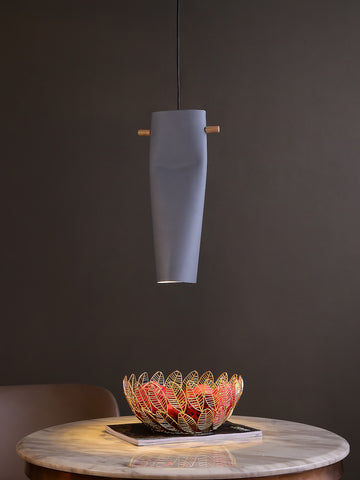 Rowan Grey Modern Ceiling Light | Buy Scandinavian Ceiling Lights Online India
