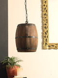 Barrel Modern Pendant Light - Buy Luxury Hanging Lights Online India