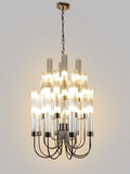Kleon Silver Chandelier | Buy Modern Chandeliers Online India
