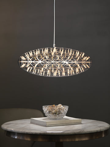 Zafu LED Pendant Lamp | Buy Luxury Hanging Lights Online India