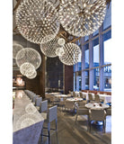 Raimond LED Pendant Lamp | Buy Luxury Hanging Lights Online India