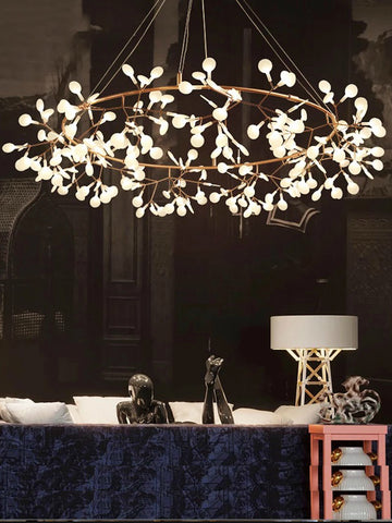Heracleum Designer Chandelier | Buy Luxury Chandeliers Online India