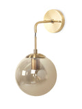 Cora Globe Wall Light | Buy Industrial Wall Lights Online India