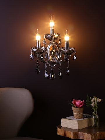 Maria | Buy Crystal Wall Lights Online in India | Jainsons Emporio Lights