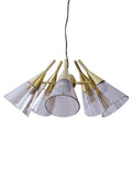 Edwin Gold | Buy LED Chandeliers Online in India | Jainsons Emporio Lights