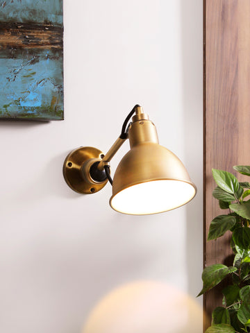 Gras Black Wall Light | Buy Luxury Wall Lights Online India