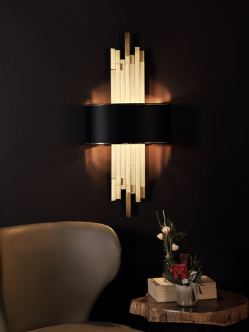 Wesley | Buy Wall Lights Online in India | Jainsons Emporio Lights