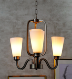 Rubella 4-Lamp Traditional Chandelier | Buy Luxury Chandeliers Online India