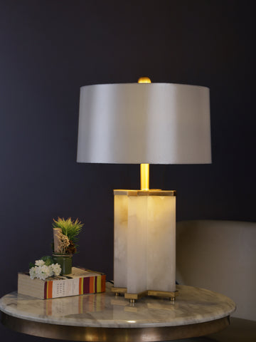 Oscar | Buy Marble Table Lamps Online in India | Jainsons Emporio Lights