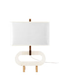 Marble Ring Luxury Table Lamp | Buy Luxury Table Lamps Online India