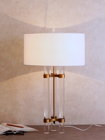 Trinsal Luxury Table Lamp | Buy Luxury Table Lamps Online India