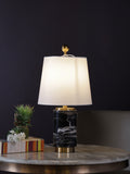 Gilbert | Buy Marble Table Lamps Online in India | Jainsons Emporio Lights