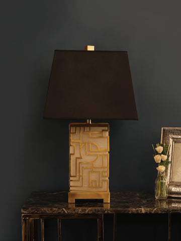 Farrel Marble Table Lamp | Buy Luxury Table Lamps Online India