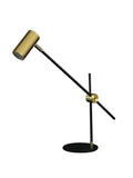 Krest Gold Desk Lamp | Buy Luxury Table Lamps Online India