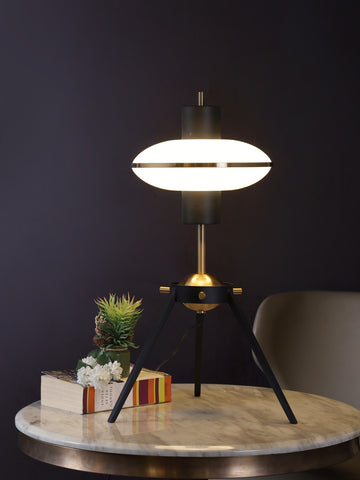 Ellipse | Buy Tripod Table Lamps Online in India | Jainsons Emporio Lights