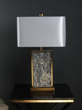 Drizzle Gold Table Lamp | Buy Luxury Table Lamps Online India