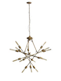 Veneta Filament Bulbs Chandelier | Buy Luxury Chandeliers Online India