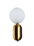 Aballs Gold Wall Light | Buy Gold Luxury Wall Lights Online India
