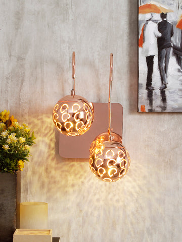 Trivy LED Contemporary Wall Lamp| Buy LED Wall Lights Online India