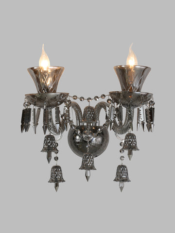 Alberta Crystal Wall Light| Buy Crystal Wall Lights Online India