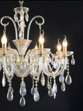 Virginia Gold Crystal Chandelier| Buy Crystal Chandeliers Online India