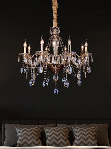 Jessica 8-Lamp chandeliers Light - Jainsons Emporio