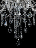 Cynthia 8-Lamp | Buy Crystal Chandelier Online in India | Jainsons Emporio Lights