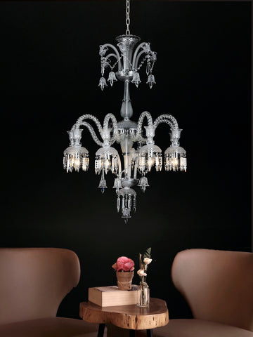 Dorian | Buy Crystal Chandelier Online in India | Jainsons Emporio Lights